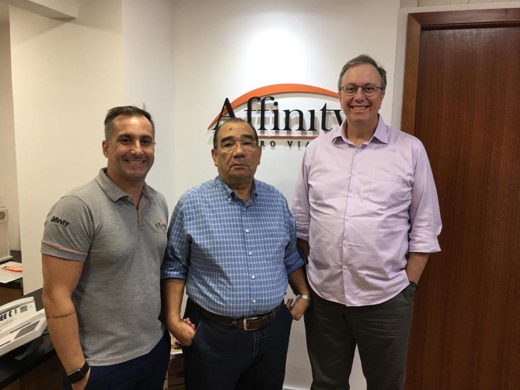 José Carlos Menezes é diretor geral da Affinity Seguros / Divulgação