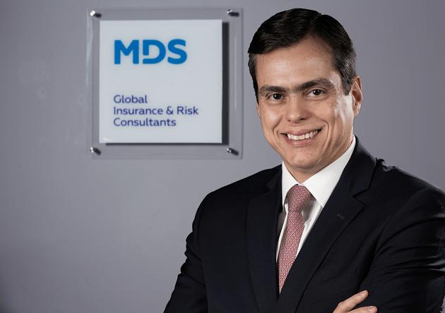 Ariel Couto é CEO da MDS Brasil / Reprodução