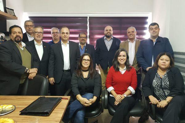 """Superintendente da Bradesco participa do """"Café com o mercado"""" do CCS-RJ"""