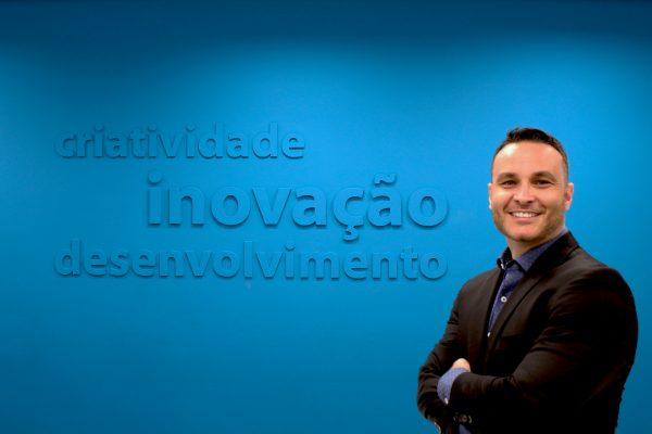 Claudio Quaglia é Gerente de Inovação da Sompo Seguros / Divulgação