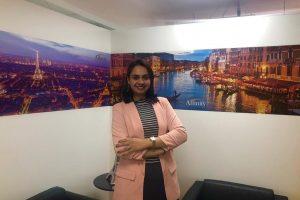 Elisandra Morel é gestora nacional do Departamento de Corretoras da Affinity / Divulgação