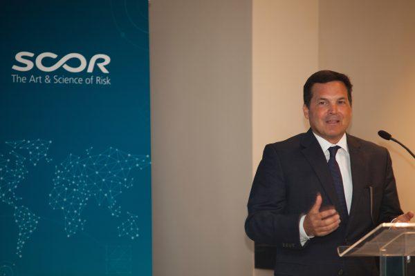 """S&P Global eleva rating de força financeira da SCOR Brasil Resseguros para """"AA-"""""""