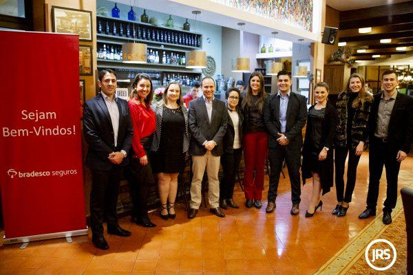 Altevir Prado recebe corretores na Serra Gaúcha