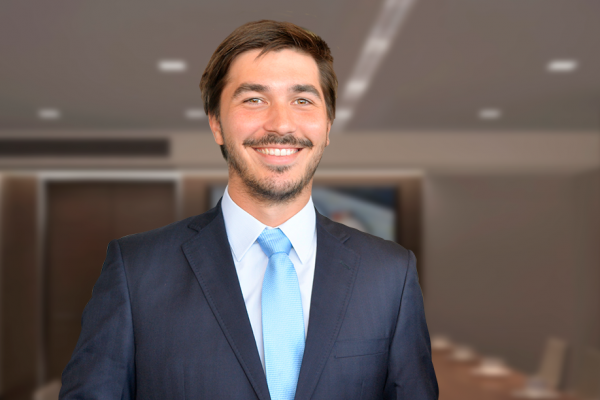 João Arthur Baeta Neves é o executivo principal da Baeta Assessoria / Divulgação