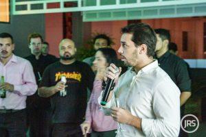 Lucas Linhares é sócio-fundador do Grupo PLL