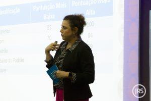 Renata Barcellos é Gerente de Engenharia de Riscos da AIG