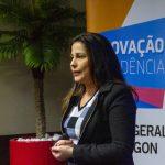 Mônica Martins é Gerente de Comunicação e responsável pelo Endomarketing da Mongeral Aegon