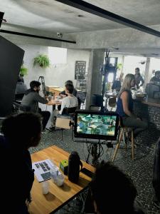 Making of da websérie / Divulgação