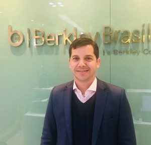 Roberto Gallego é Superintendente Comercial da Berkley / Divulgação