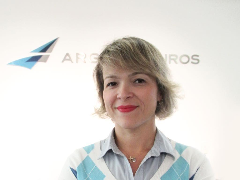 Vanessa Oliveira é Head Consumer Lines Brasil da Argo Seguros / Divulgação