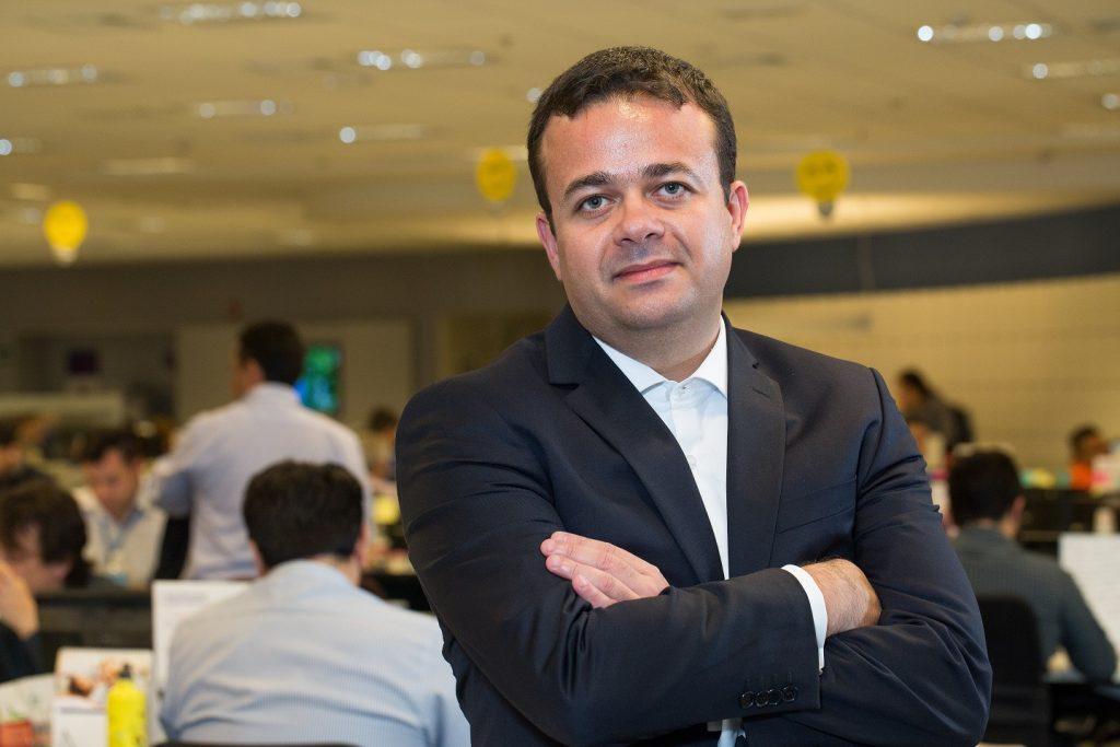 Cristiano Barbieri é vice-presidente de Estratégia Digital, Advanced Analytics, Inovação e TI da SulAmérica / Divulgação