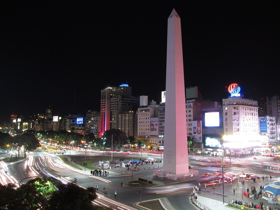 Buenos Aires, na Argentina