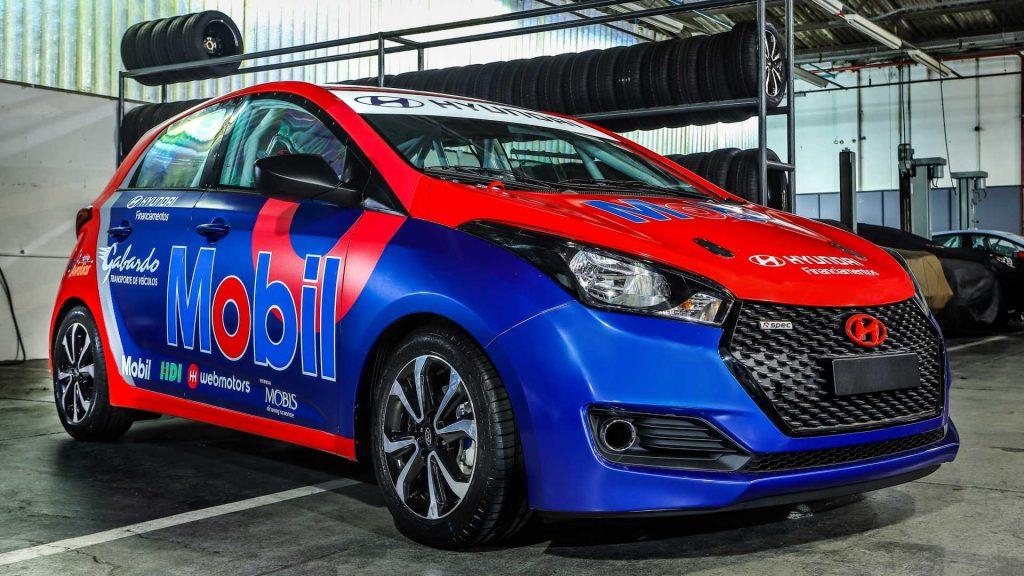 HDI Seguros apoia a 3ª etapa da Hyundai Copa HB20