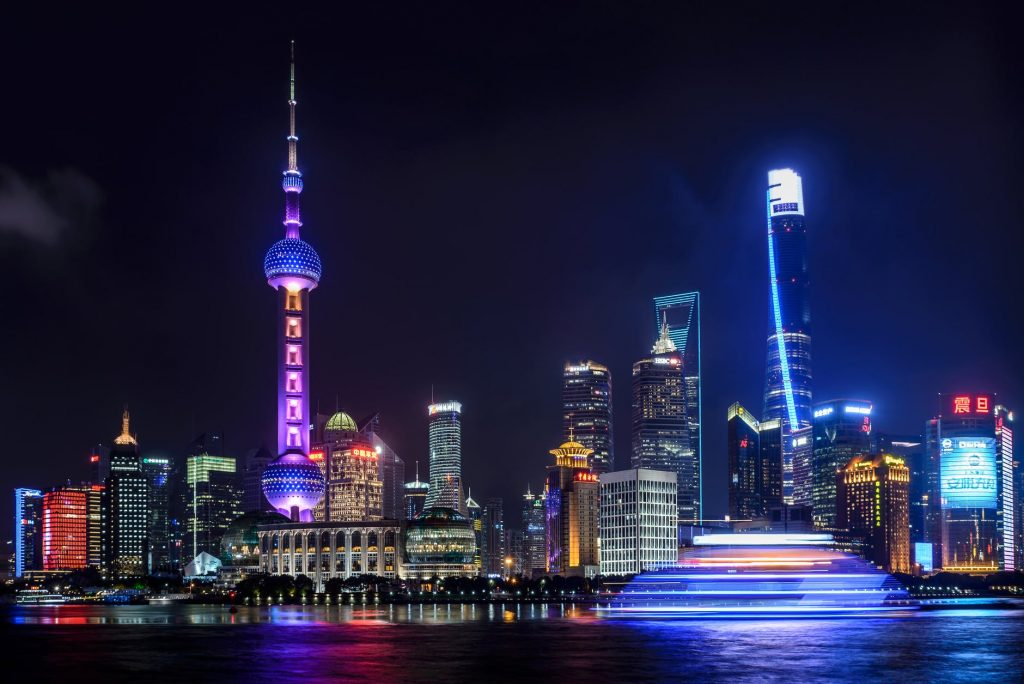 Pesquisa Bloomberg: China e Índia serão centros de inovação tecnológica até 2035