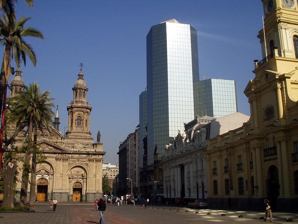 Santiago, no Chile