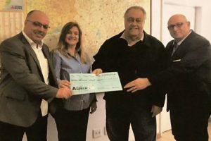 União Seguradora entrega prêmio de Capitalização