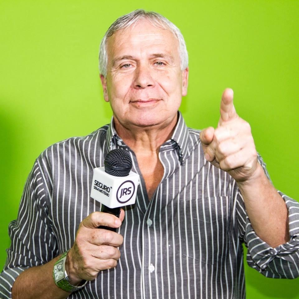Jota Carvalho, fundador do JRS, falece em Porto Alegre (RS)
