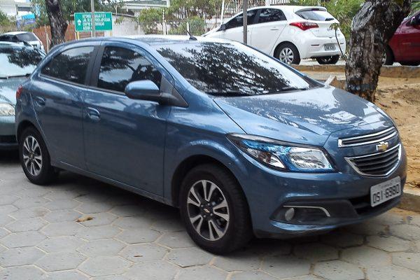 Chevrolet Onix tem o seguro com o melhor custo benefício do país