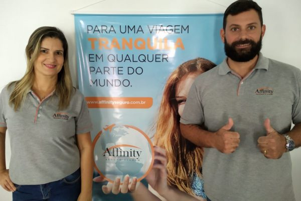 Affinity Seguro Viagem amplia equipe em Vitória (ES)