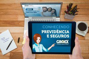 """GBOEX disponibiliza o curso: """"Conhecendo Previdência e Seguros"""""""