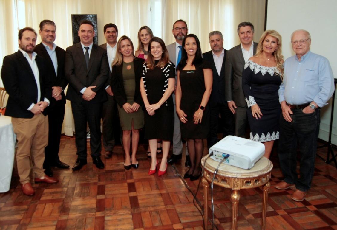 Representantes das seguradoras prestigiaram o evento / Fotos: Adaisson Oscar