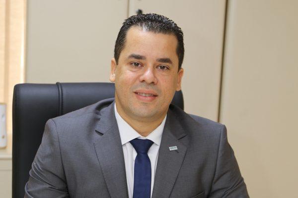 Antonio Carlos Carvalho de Souza é o novo gerente da Unidade de Negócios Campo Grande / Divulgação