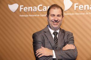 Marcelo Farinha é presidente da FenaCap / Divulgação
