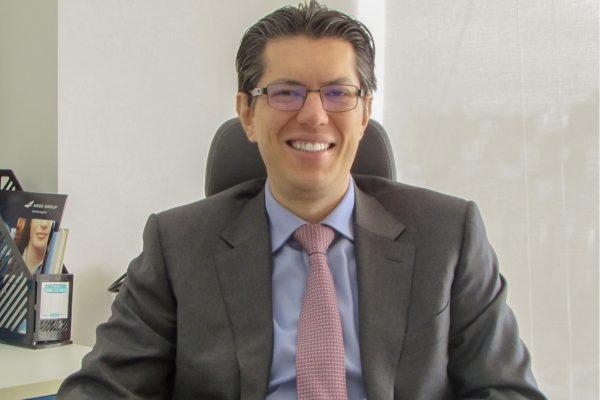 Newton Queiroz é CEO & Presidente da Argo Seguros / Divulgação