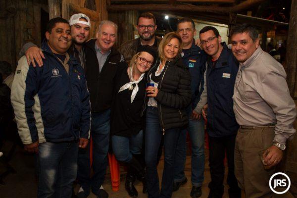 Clube da Pedrinha em Seguros (RS) promove encontro no Acampamento Farroupilha