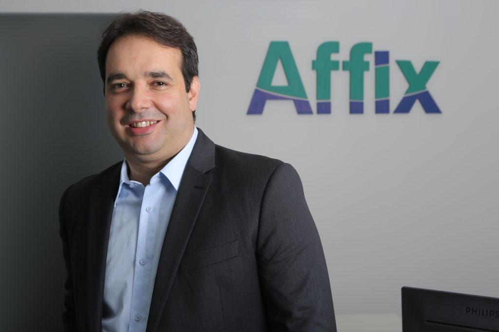 Pedro Rezende é CEO da Affix / Divulgação