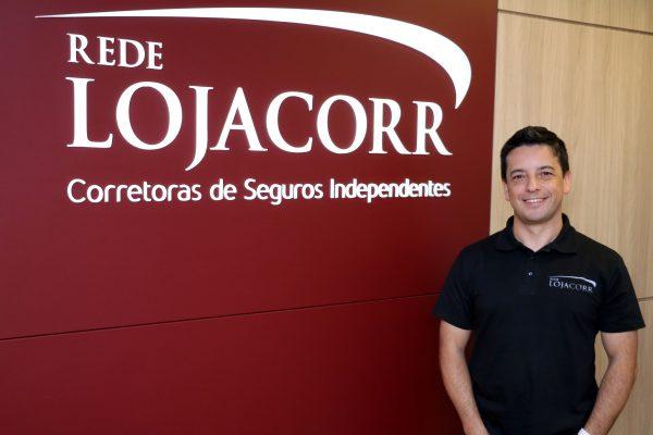 Sandro Ribeiro dos Santos é diretor de Tecnologia da Rede Lojacorr / Divulgação