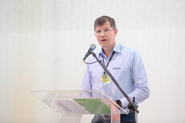 Anderson Léo Sabadin, diretor-executivo da Primato Cooperativa Agroindustrial / Divulgação