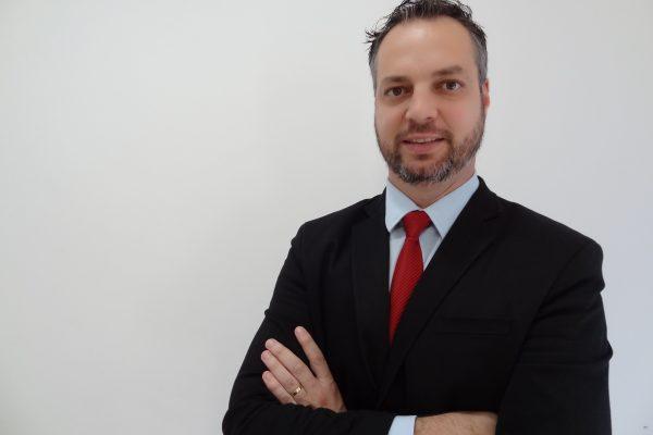 José Joremir Raimundo é o novo Gerente da Filial Florianópolis da Sompo Seguros / Divulgação