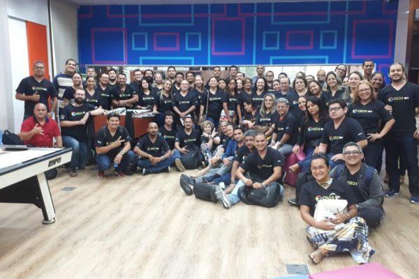 """Samsung capacita 400 professores da rede estadual em ação inédita no Amazonas com o """"Code IoT na Escola"""""""