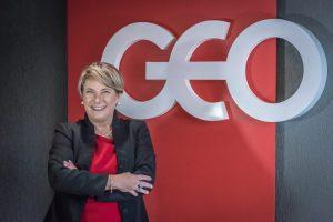 Rossana Costa é diretora da GEO / Divulgação