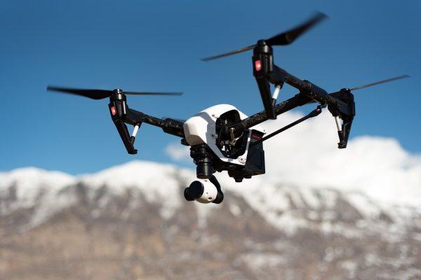 MAPFRE lança seguro para drones de uso profissional