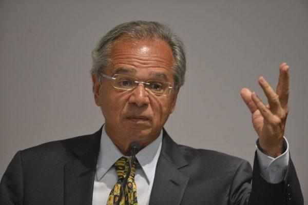 O ministro da Economia, Paulo Guedes / Agência Brasil