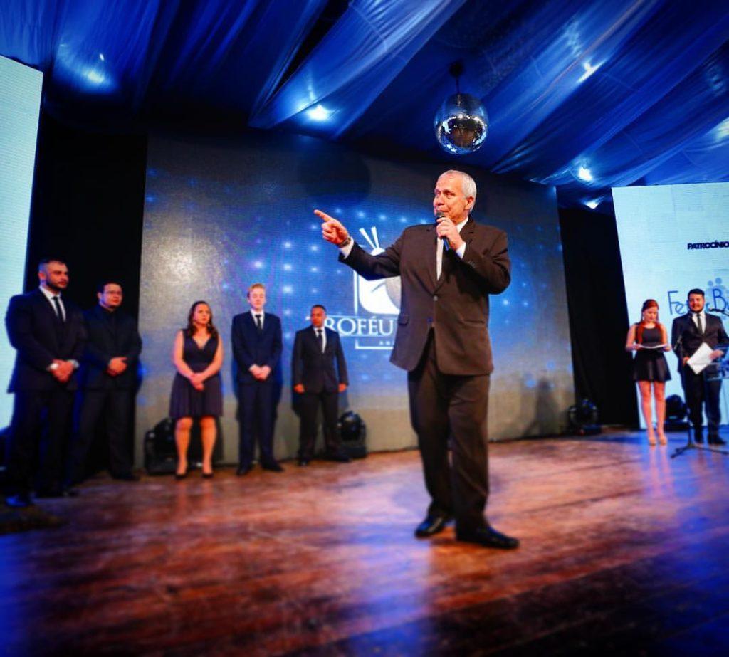 Troféu Gaivota de Ouro homenageia Jota Carvalho, fundador do JRS