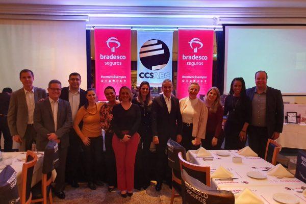 Clube dos Corretores do ABCDMRR promove encontro com profissionais