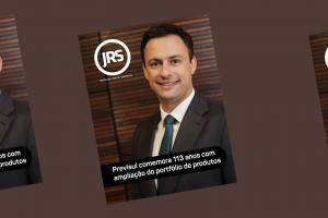 113 anos e novos produtos da Previsul Seguradora são destaque na Revista JRS