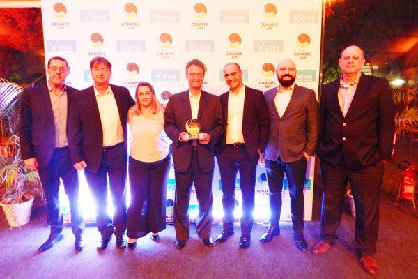 CAOA Montadora e Allianz Partners ganham o Prêmio Conarec 2019