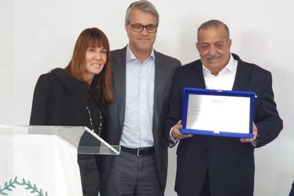 SulAmérica participa de homenagem ao presidente do Sincor-RJ
