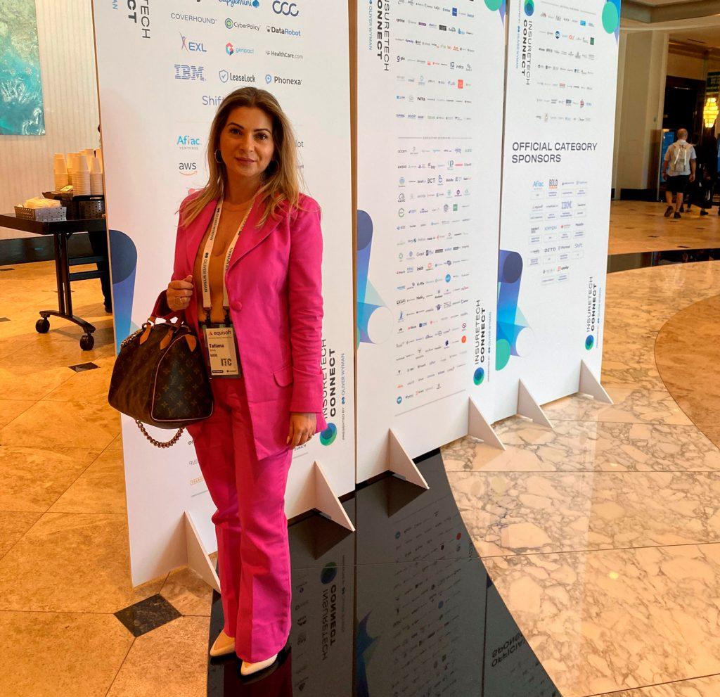 Gerente da filial MBM RJ participa do InsureTech Connect em Las Vegas