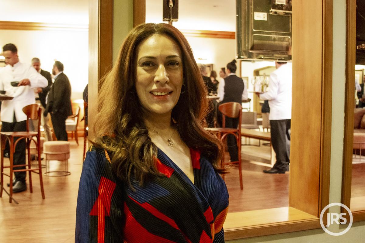 Cristiane França Alves, presidente em exercício da ABGR