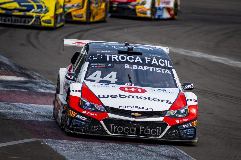 Zurich fecha patrocínio para equipe Webmotors na Stock Car