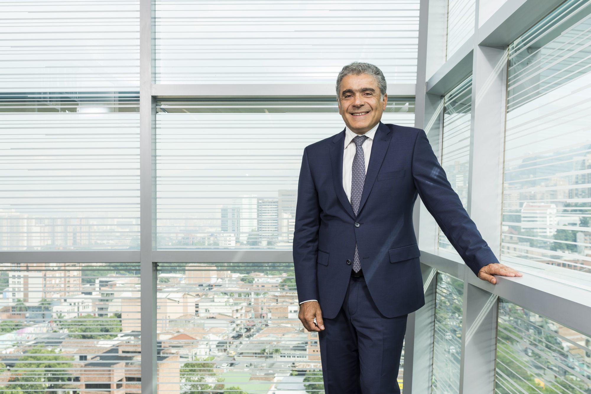 David Bojanini García é Presidente do Grupo SURA / Divulgação