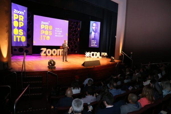 Evento da CDL Porto Alegre discute como conectar negócios a propósitos