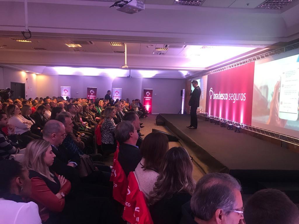 Diretor da Bradesco Seguros comenta tendências, cenários e desafios do mercado em Santo André