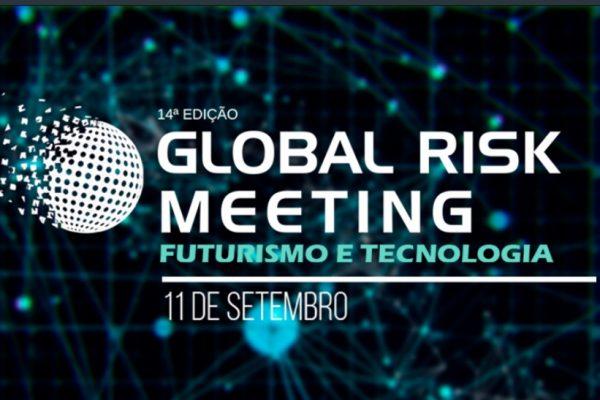 Tecnologia e Futurismo são tema da 14ª edição do Global Risk Meeting