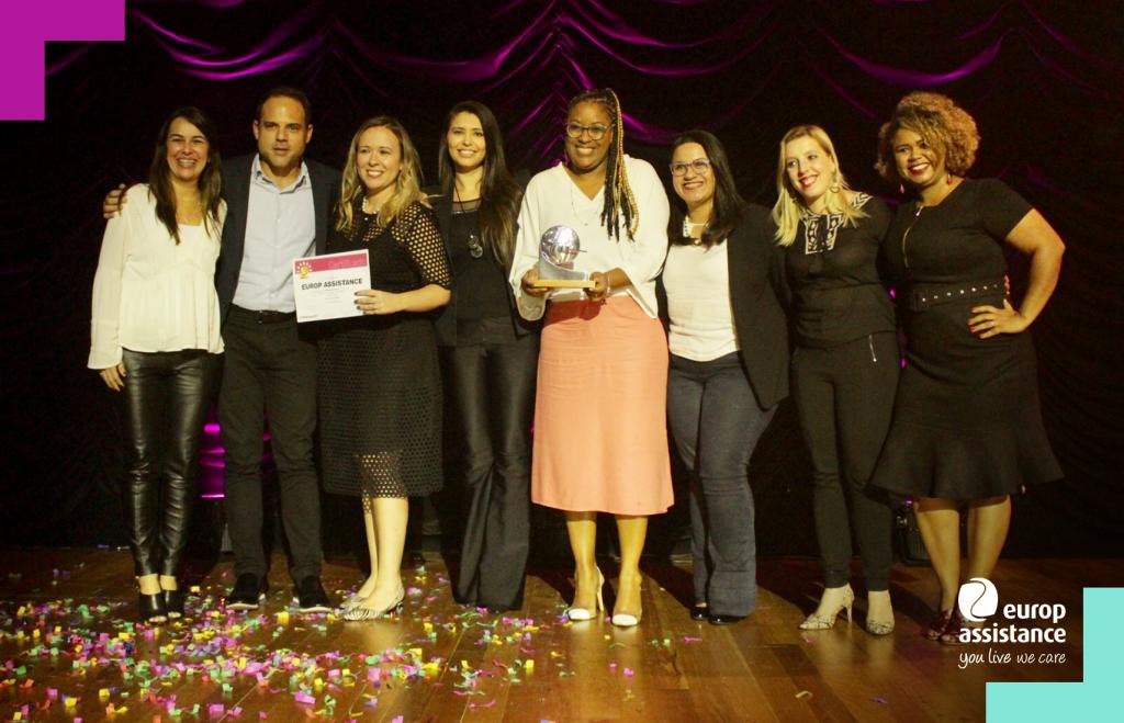 Europ Assistance Brasil recebe Prêmio ABT por excelência no atendimento